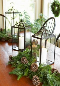 pinecone-centerpiece