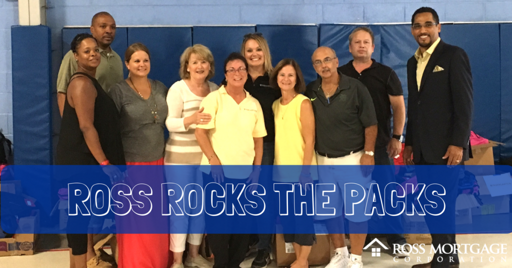 Ross Rocks The Packs - Featured