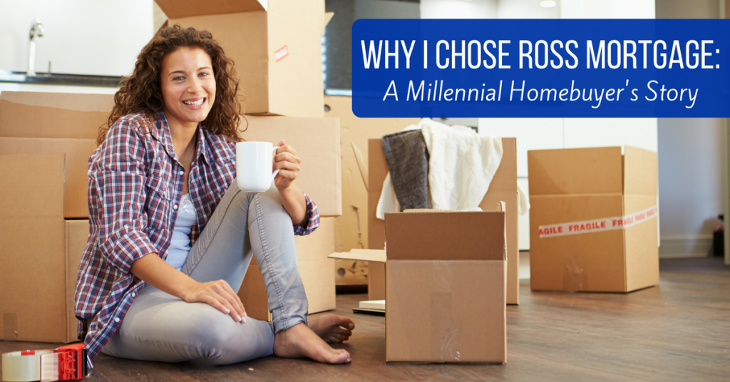 Millennial Homebuyer Customer Story